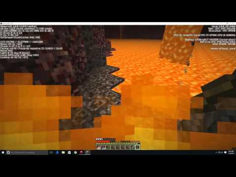 SkyBlock S1 E10 How to find Nether Fortresses Easily!!