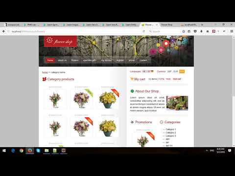 Building eCommerce Store Using Spring MVC and Spring Data JPA in Spring Boot - Part 6 - Account