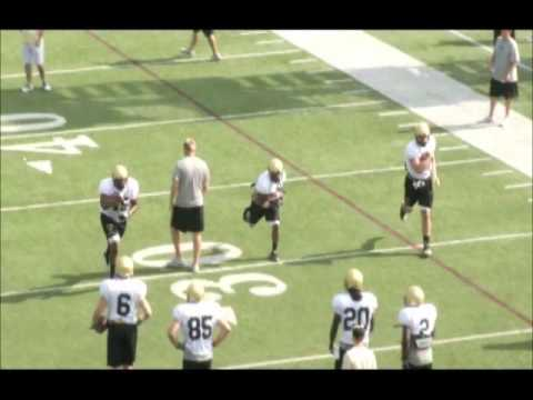 RB Ball Security Drill