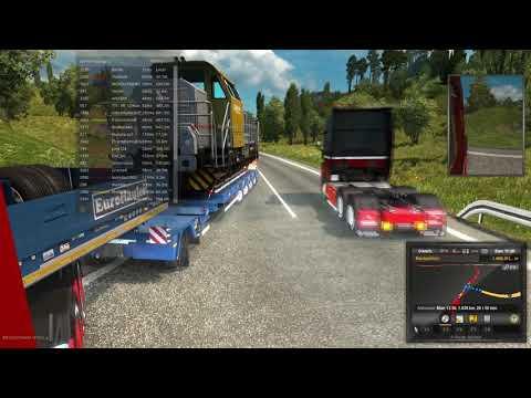TruckersMP Report: leonidas1903