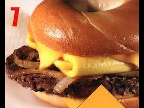 the Real Steak Egg and Cheese Bagel Review