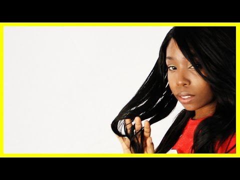 Wearing Weave Extensions For Hair Growth!