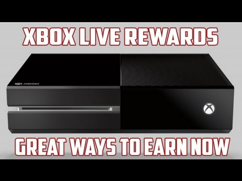 Xbox Live Rewards Program | FREE MONEY!!