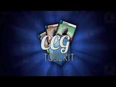 CCG Toolkit | UE4 Marketplace Trailer
