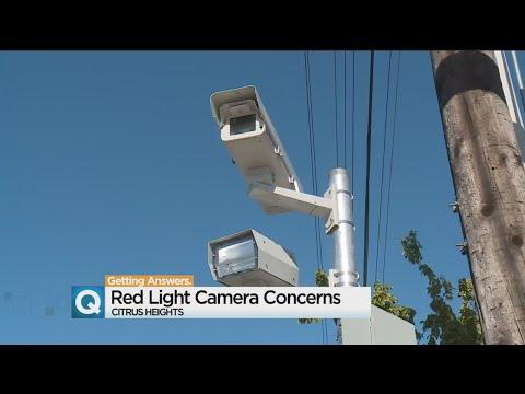 Red Light Camera Concern