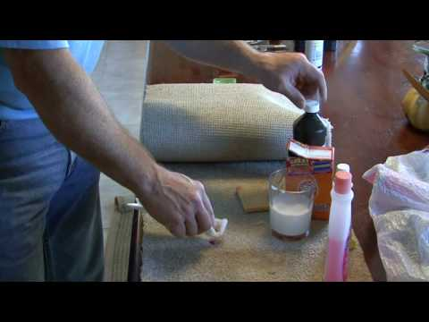 Home Maintenance & Repair Tips : How to Remove Nail Polish From Carpet