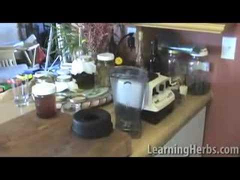 How to Make Lotion, Calendula Lotion