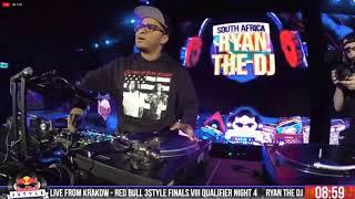 Red Bull 3Style 2018   VIII    Ryan The DJ   Elimination Night 4 WINNING SET