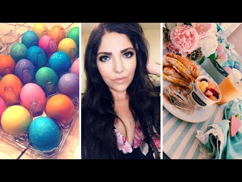 VLOG | Costco Haul, Easter Surprise, Mask Comparison