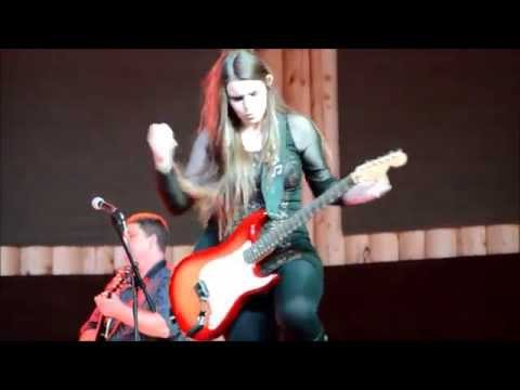 2015 East Texas Music Awards - Ally Venable Band, Oct 15, 2015