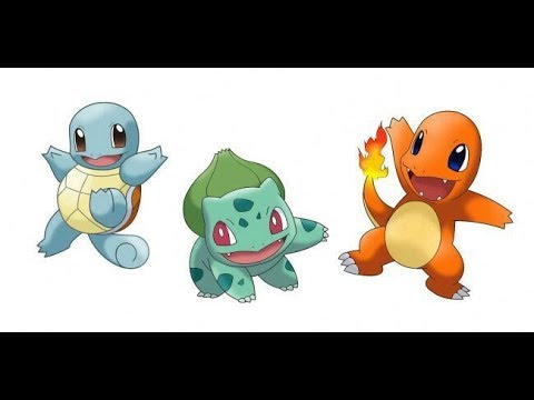 Pokemon Leaf Green Ep:1:Charmander,Squirtle or Bulbasaur