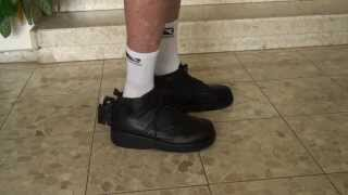 B-Shoe at work - testing in Gait Laboratory & Other environments