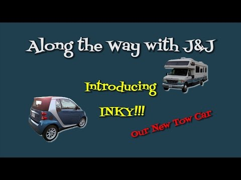 RV Life - Smart Car Tow Vehicle - Introducing Inky