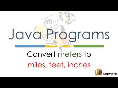 22 Java Converter Example |