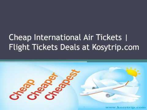 Get Cheap Airline Tickets  | Low Cost Air Tickets Online | Get cheap flights