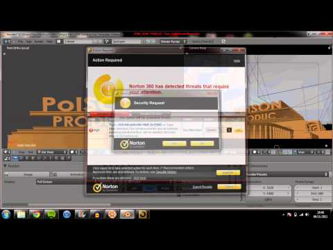 HOW TO MAKE 20th Century Fox Intro using blender 2.56b