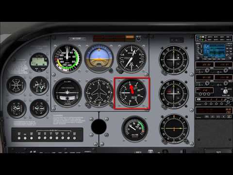 Flight Simulator Lesson 1: Flight Instruments (old version; go watch the new one!)