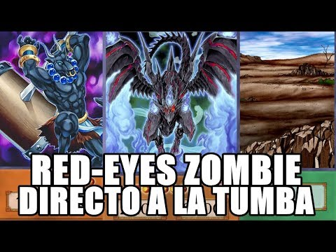 Red-Eyes Zombie Deck con Directo a la Tumba (Competitivo) | Yu-Gi-Oh! Duel Links