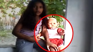 5 Haunted Dolls Caught On Tape Moving! #2