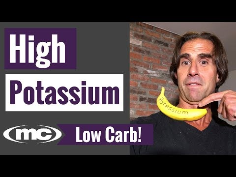 High Potassium Low Carb Diet