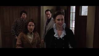 The Conjuring (2013) Ed and Lorraine arrives | Insult to the trinity HD