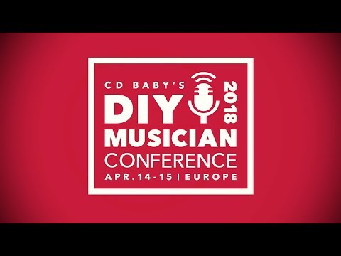 Announcing CD Baby's DIY Musician Conference - EUROPE