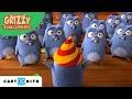 Grizzy și lemingii | Ziua lemingului | Boomerang
