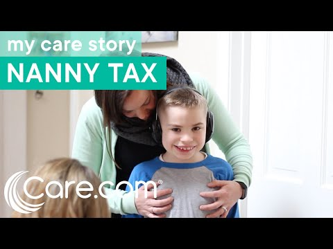 How Paying the Nanny Tax was Meaningful to My Nanny | Care.com