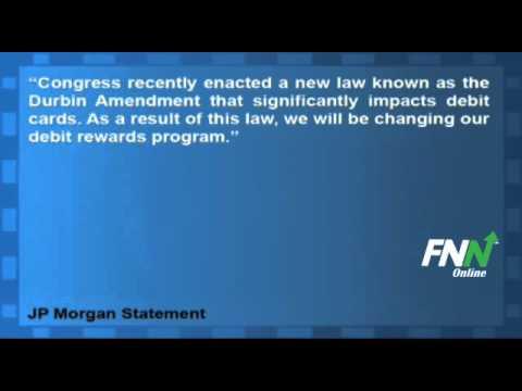 JPMorgan Chase & Co To End Debit-Card Rewards Program In July