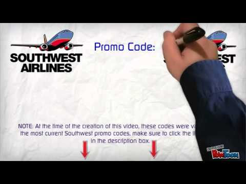 Southwest Promo Code - MOST UPDATED Southwest Coupons