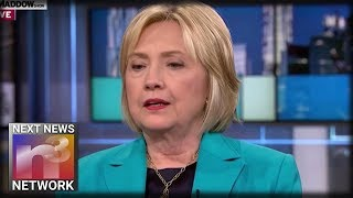 Hillary Clinton left jaws on the ground with this insane TV interview