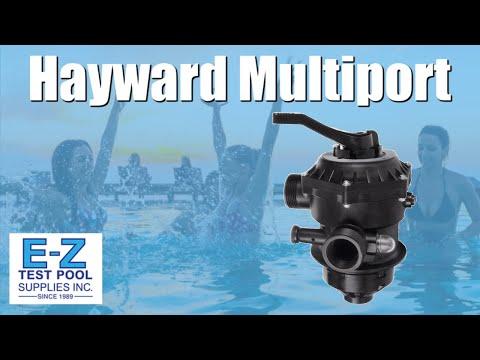 Hayward ProSeries SP0714T Multiport Valve