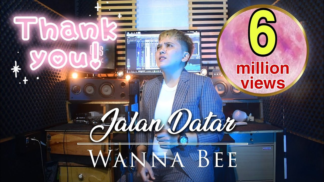 Jalan Datar - Adibal || Cover by Wanna Annisyah Purba (Wanna Bee)