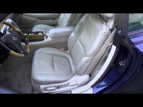 1996 Lexus Es300 Front Seats Lexus Seats E