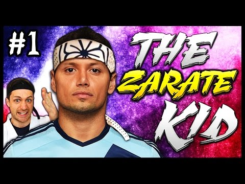 THE ZARATE KID! #1 - FIFA 15 ULTIMATE TEAM