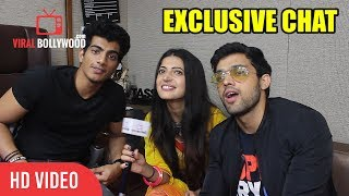 Parth Samthaan, Charlie Chauhan And Palash Muchhal EXCLUSIVE Interview   Single Song Nisha