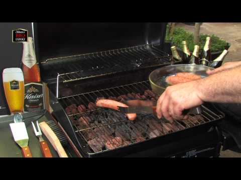 KAISER BBQ EXPERT how to bbq sausages
