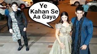 Divya Agarwal Ignores Ex Bf Priyank Sharma At Prince Narula And Yuvika Chaudhary Wedding