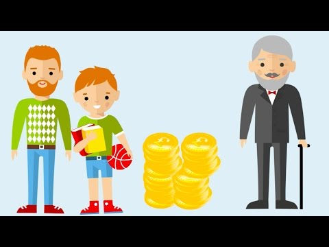 When is the best time to give my children their inheritance money?