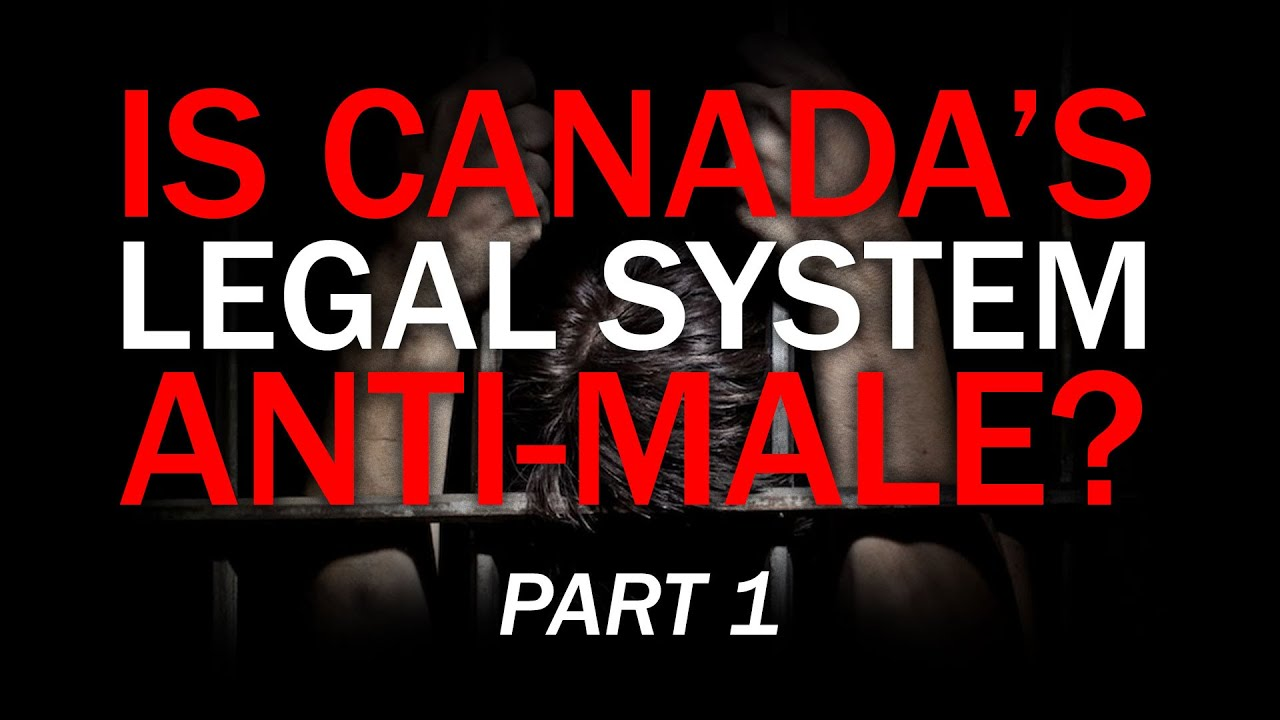 """Panel Discussion """"Is Canada's Legal System Anti-Male?"""""""