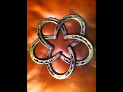 Simple horseshoe craft ideas