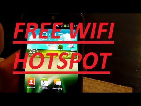 BYOP Straight Talk-free wifi mobile hotspot 4g lte