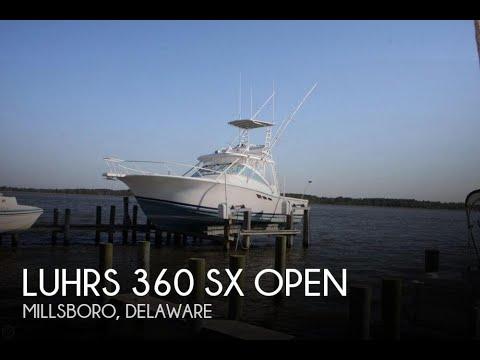 Used 1999 Luhrs 360 SX Open for sale in Millsboro, Delaware