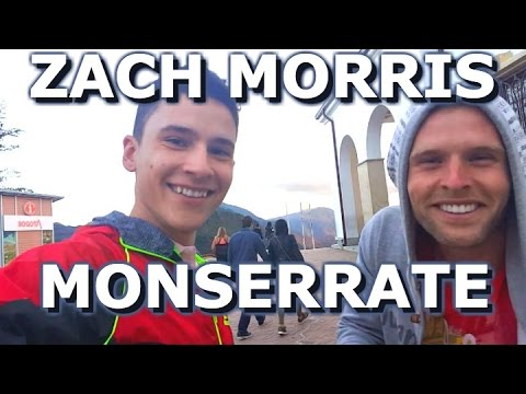 Meeting Zach Morris at Monserrate Bogota Colombia (SUBTITULADO)[#61]