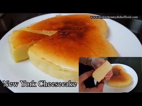 New York Style Cheesecake Recipe   Cheesecake Recipe in Hindi   English Subtitles