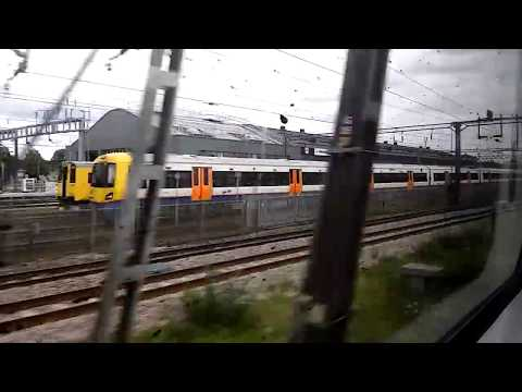 Another Train Trip to London Euston, at High Speed...