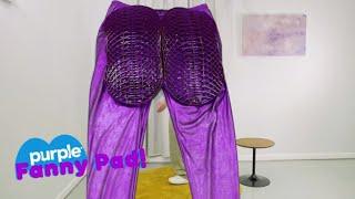 Purple Fanny Pad