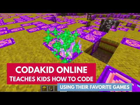 CodaKid Online Kids Coding Courses