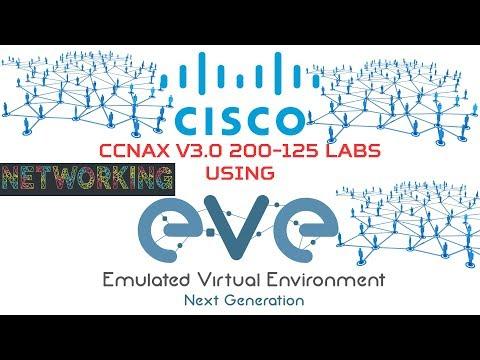2.1 -  Basic Configuration on Cisco IOS on EVE-NG