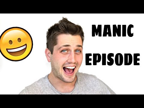 WHAT DOES A MANIC EPISODE FEEL LIKE?!?!